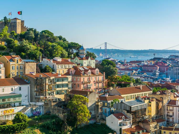 Turn green in the Portuguese capital