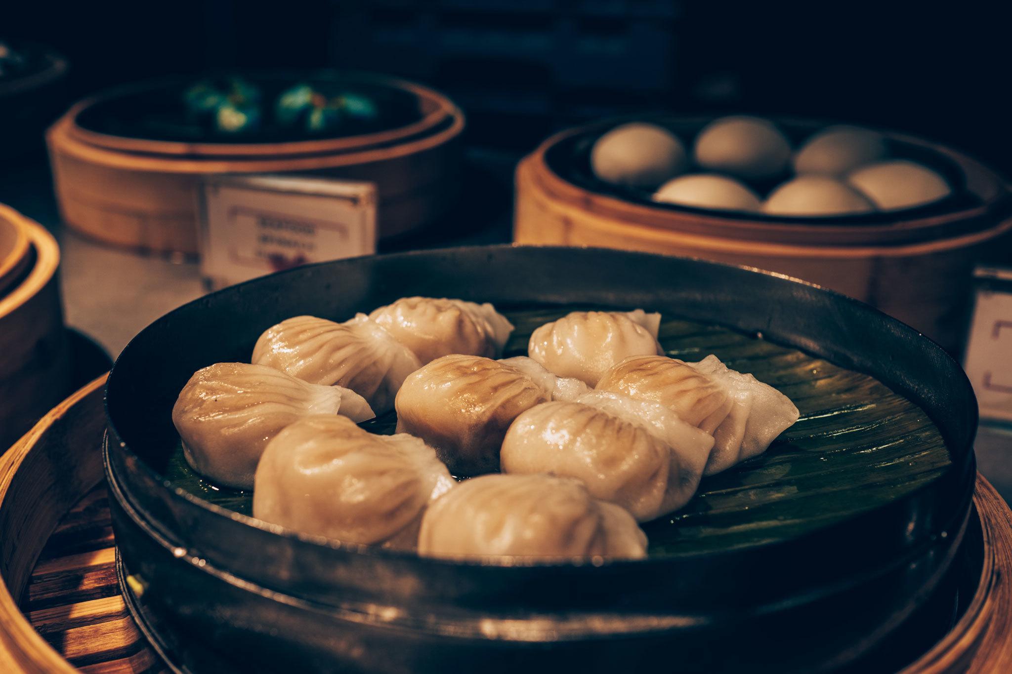 Unsplash dumplings