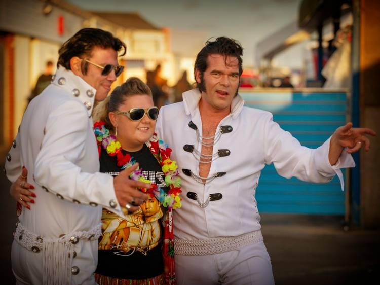 Meet drag Kings at the Welsh seaside
