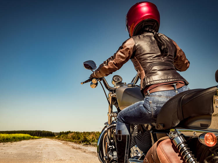 Bike across the USA with Babes Ride Out