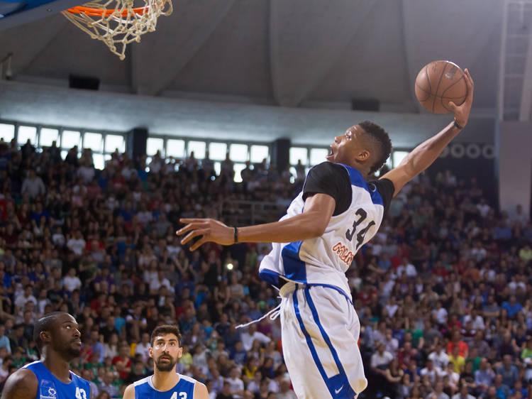 Join the NBA frenzy in America's sports capital
