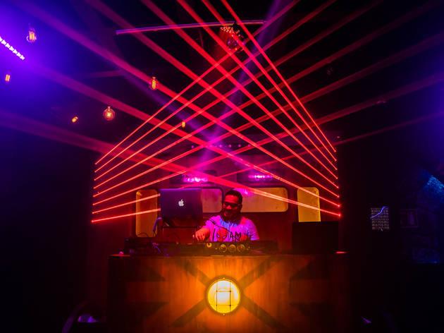 Studio 73: un antro en la Condesa con arte urbano y buena música