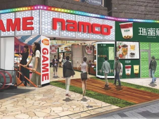 ナムコ池袋店