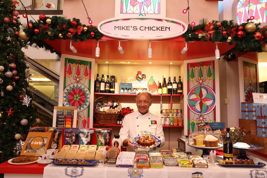 xmas market mira place