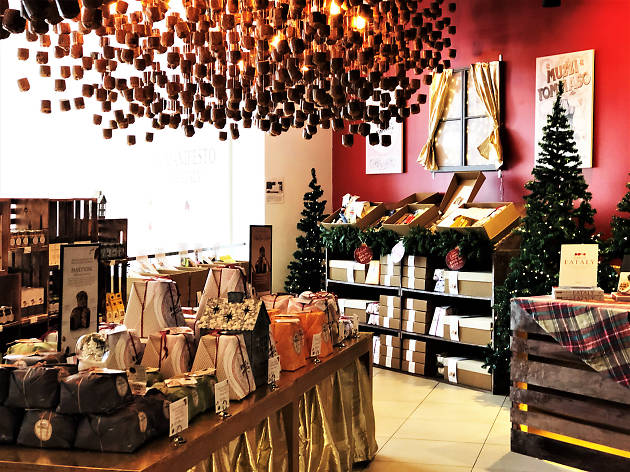 Eataly Boston Pop-Up Holiday Market