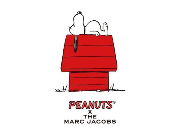 PEANUTS × THE MARC JACOBS