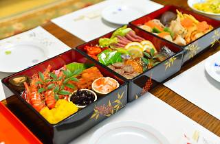 Osechi: Japanese New Year's meal