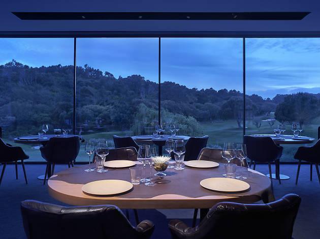 O restaurante LAB, de Sergi Arola vai servir um menu especial de passagem de ano