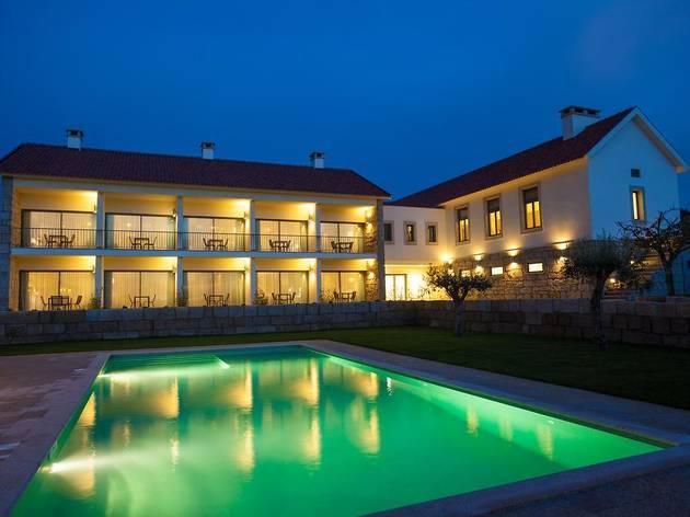 Hotel Rural Madre de Água