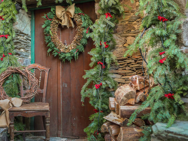 A verdadeira Aldeia Natal fica na Serra da Estrela