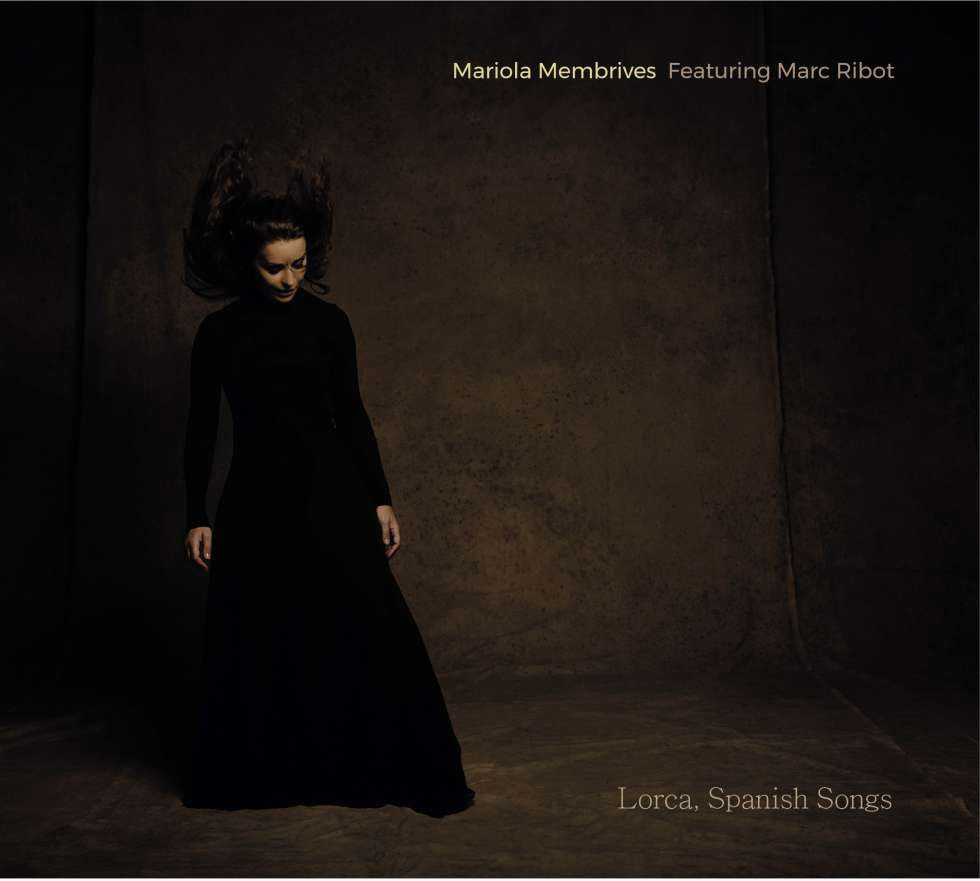 Mariola Membrives – 'Lorca, spanish songs'