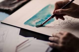 aulas de pintura