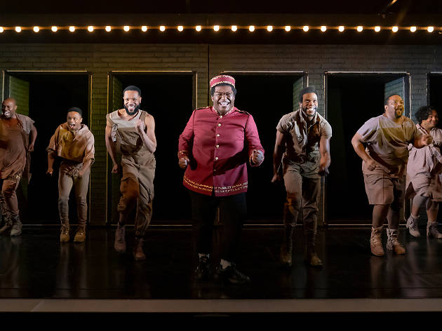 The top ten theater productions of 2019