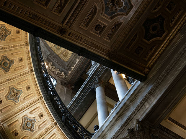 Museo de sitio MUNAL (Foto: Alejandra Carbajal)