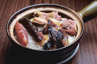 Claypot Rice_紹華小廚