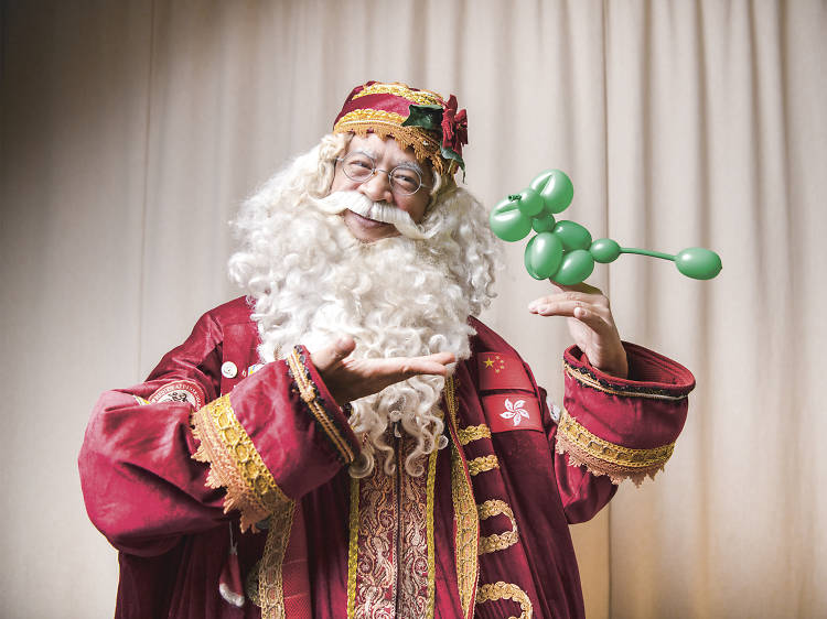 Things you only know if you're a Santa Claus