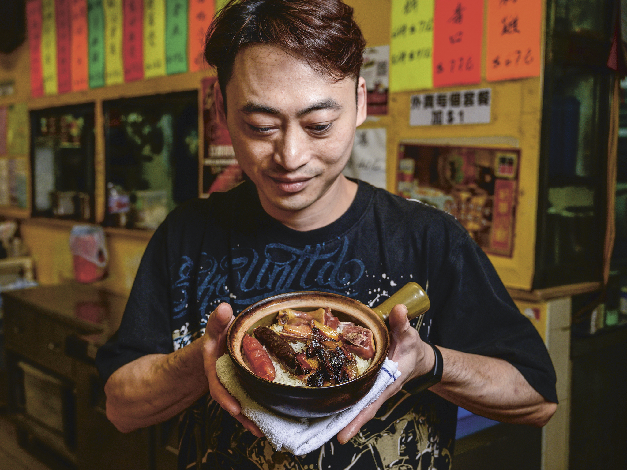Foodie talk Louise Chu claypot rice