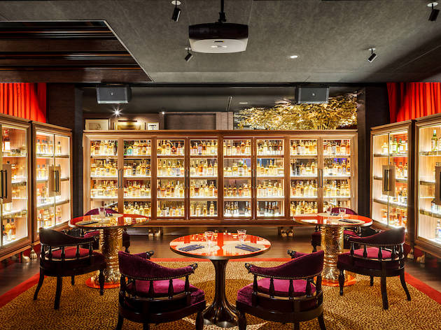 Spend your Thursdays with rare whiskeys and smooth jazz at The Whiskey Library