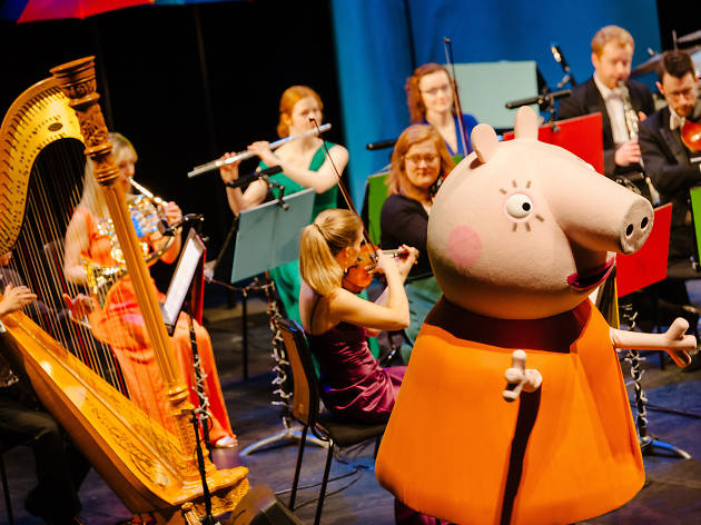 'Peppa Pig: My First Concert' at Southbank Centre