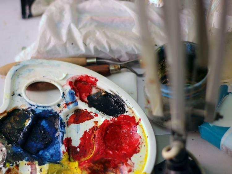 Curso de Desenho e Pintura