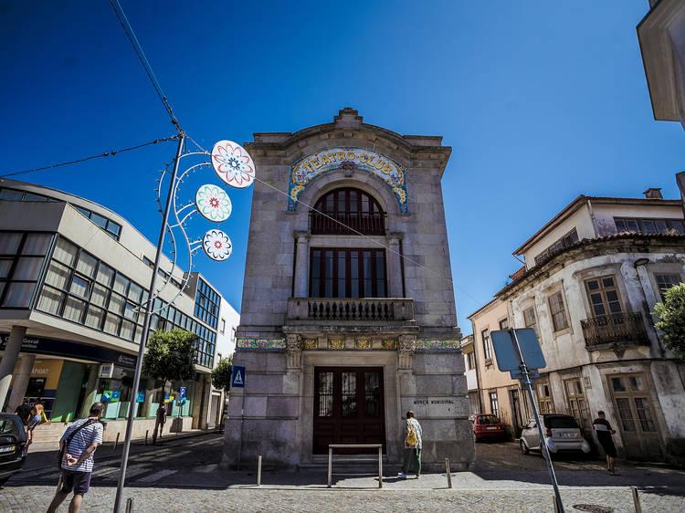 Visite o Museu Municipal de Esposende