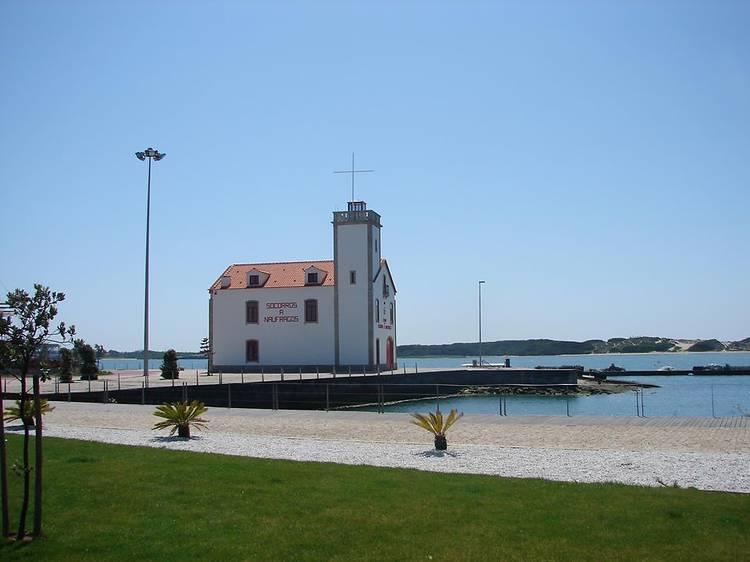 Suba à Torre da Memória do Museu Marítimo de Esposende