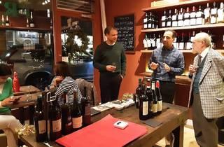 Franklin's Wine Bar