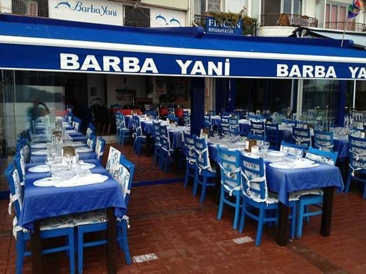Burgazada Barba Yani Restaurant