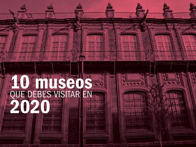 10 museos 2020