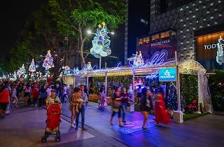 Christmas on a Great Street