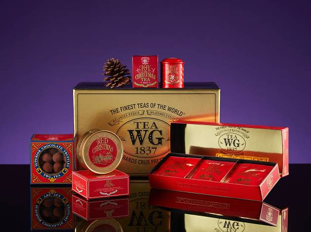 Tea WG Jubilation Hamper