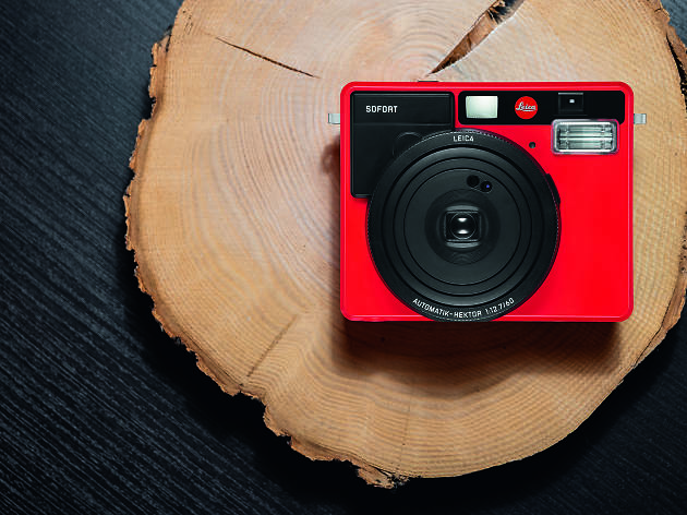 SOFORT Leica Sofort red