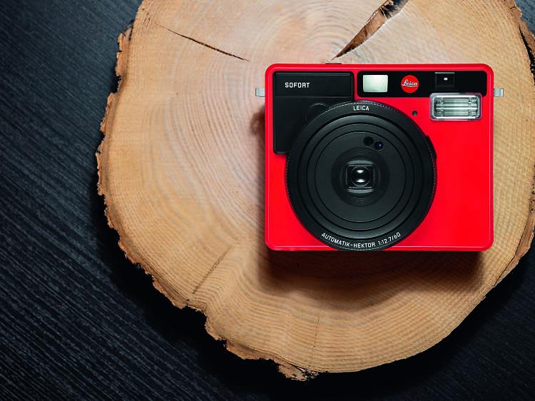 攝影文青:Leica 即影即有相機