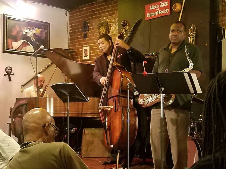 Alice's Jazz and Cultural Society
