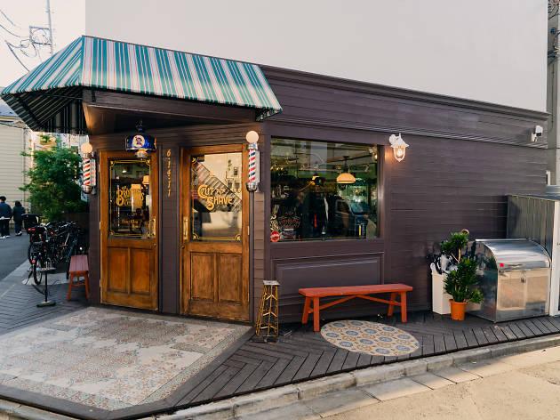 ミスターブラザーズ・カットクラブ 原宿2号店