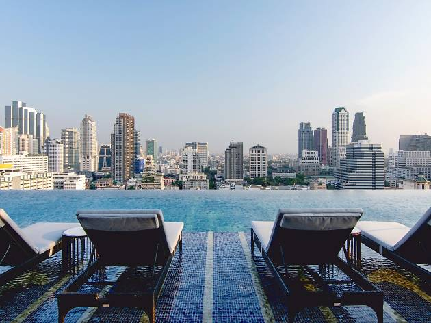 Bangkok Marriott The Surawongse