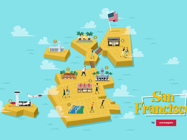 Visita San Francisco amb ulls de local