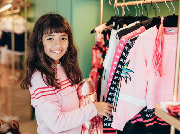 Smålls Fashion Gallery: Balmain, Kenzo e Chloé para miúdos