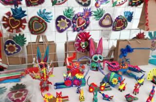 Expo Navideña Indígena (Foto: Cortesía Expo Navideña Indígena)