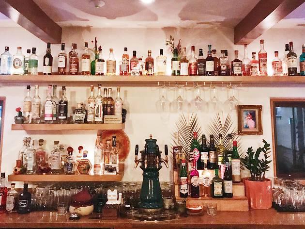 Bar Flores Echo Park cocktail bar