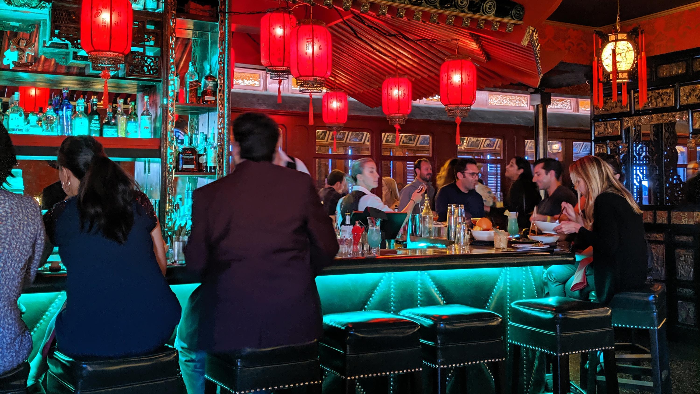 Formosa Cafe bar Los Angeles West Hollywood