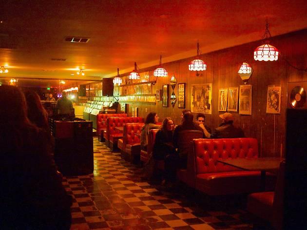 Permanent Records Roadhouse bar Los Angeles LA Cypress Park