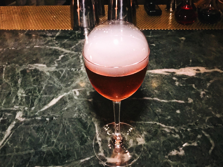 Pinkys Los Feliz Bar cocktails Los Angeles