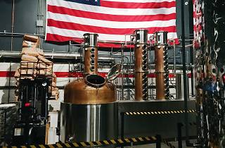 Portuguese Bend Distilling Long Beach Bar Brewpub