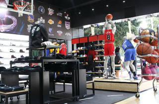 NBA Store México (Foto: Cortesía NBA Store México)