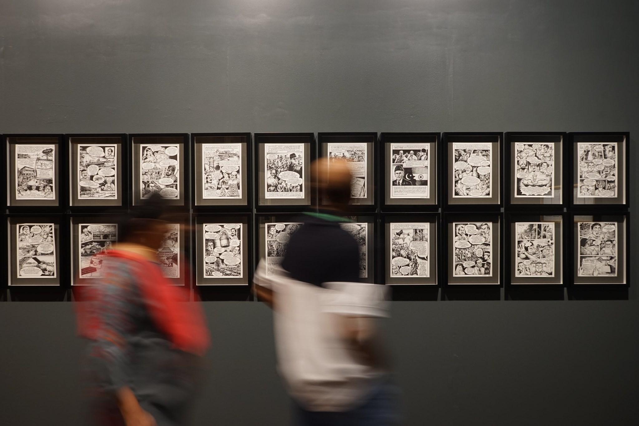 อัปเดตนิทรรศการศิลปะที่กำลังจัดแสดงในกรุงเทพฯ