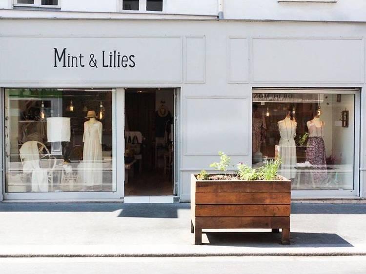 Mint & Lilies