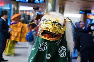 Tokyo Midtown New Year's