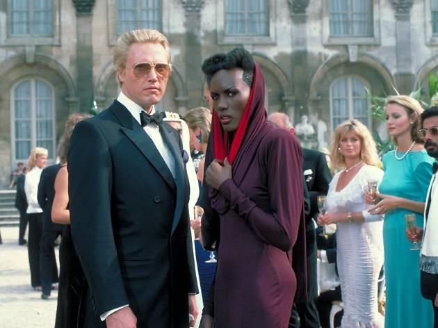 New Year's Eve: James Bond 007