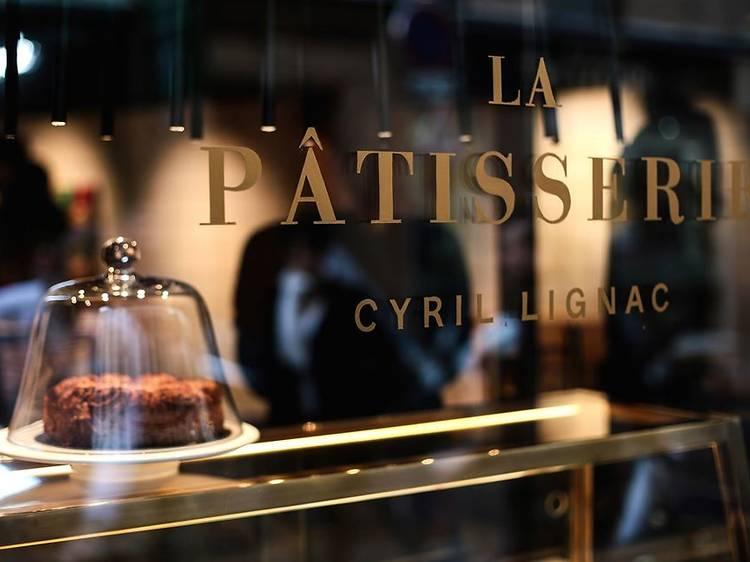 La pâtisserie de Cyril Lignac